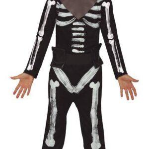 Guirca Dětský kostým - Skull Trooper (Fortnite) Velikost - děti: 12 - 14 let