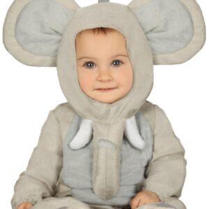 Guirca Dětský kostým - Sloník Velikost nejmenší: 12 - 24 měsíců