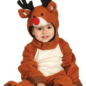 Guirca Dětský kostým Sobík Velikost nejmenší: 12 - 24 měsíců