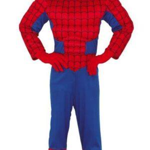 Guirca Dětský kostým - Spiderman Velikost - děti: XL