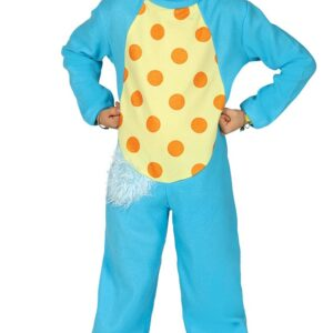 Guirca Dětský kostým Sulley Velikost - děti: L