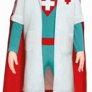 Guirca Dětský kostým - Superhrdinka doktorka Velikost - děti: XL