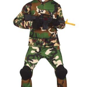 Guirca Dětský kostým - Voják Velikost - děti: 14 - 16 Let