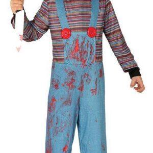 Guirca Dětský kostým - Vražedná panenka Chucky Velikost - děti: XL