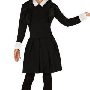 Guirca Dětský kostým - Wednesday Addams Velikost - děti: XL