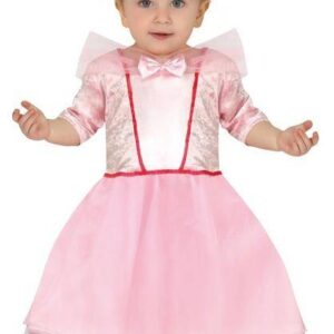 Guirca Dětský kostým pro nejmenší - Princezna Rose Velikost nejmenší: 12 - 24 měsíců