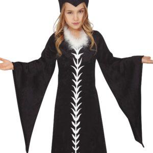 Guirca Dětský kostým - vládkyně zla - Maleficent Velikost - děti: XL
