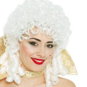 Guirca Dobová paruka Marie Antoinetta