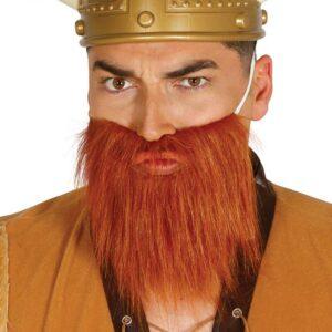 Guirca Hnědá brada