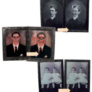Guirca Hororové obrázky 35 x 48 cm