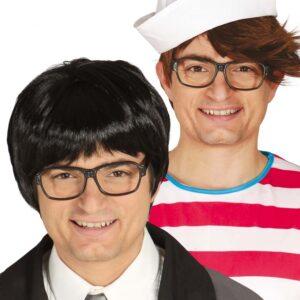 Guirca Hranaté brýle bez sklíček Harry Potter