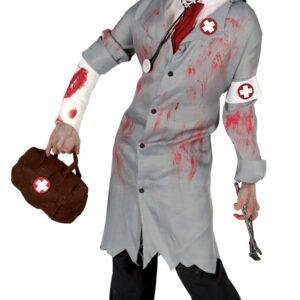 Guirca Kostým Doktor Horor Velikost - dospělý: M