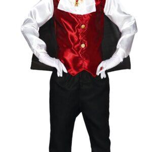 Guirca Kostým Drakula  dětský Velikost - děti: S