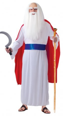 Guirca Kostým Druid Velikost - dospělý: L