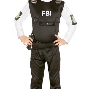 Guirca Kostým FBI dětský Velikost - děti: XL