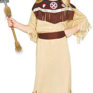 Guirca Kostým Indiánka Cherokee Velikost - děti: XL