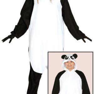 Guirca Kostým Panda - dospělý Velikost - dospělý: L
