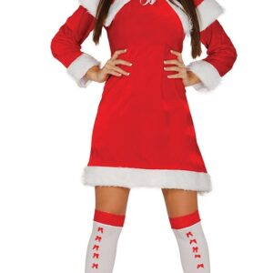 Guirca Kostým Paní Clausová Velikost - dospělý: M