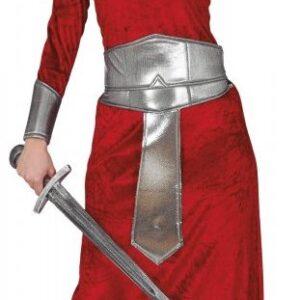 Guirca Kostým - Středověká rytířka Velikost - dospělý: M