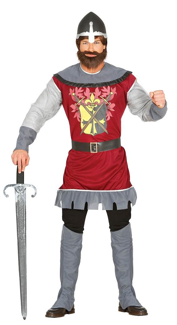 Guirca Kostým Středověké kníže Velikost - dospělý: L