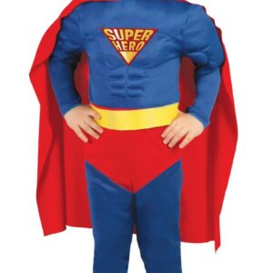 Guirca Kostým Superman Velikost - děti: S