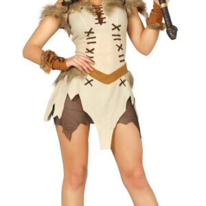Guirca Kostým Vikingské ženy Velikost - dospělý: S