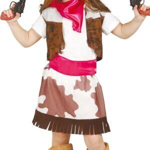 Guirca Kostým dětské pistolnice Velikost - děti: S