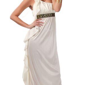 Guirca Kostým řecké bohyně Velikost - dospělý: M