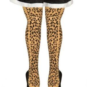 Guirca Leopardí nadkolenky