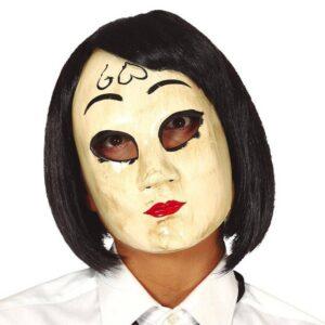 Guirca Maska - Číňanka se srdíčkem (Očista)