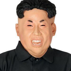 Guirca Maska - Kim Čong-un