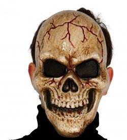 Guirca Maska lebka tmy