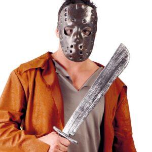 Guirca Maska s mačetou