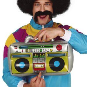 Guirca Nafukovací rádio