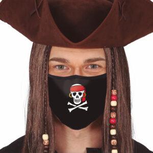 Guirca Ochranné rouško s pirátským motivem 1 ks