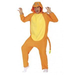 Guirca Oranžový drak Velikost - dospělý: L