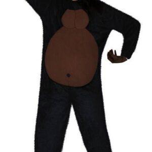 Guirca Pánský kostým - Gorila Velikost - dospělý: L