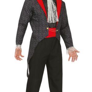 Guirca Pánský kostým - Gotický Vampýr Velikost - dospělý: L