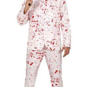 Guirca Pánský kostým - Krvavý oblek Velikost - dospělý: L