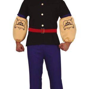 Guirca Pánský kostým - Námořník Velikost - dospělý: L