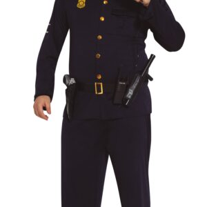 Guirca Policista Velikost - dospělý: XL