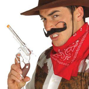 Guirca Revolver - hnědý 25 cm