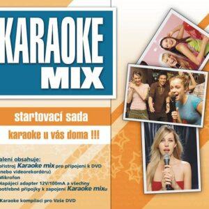 HeliumKing Karaoke MIX - startovací sada