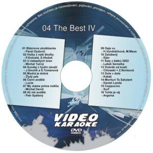 HeliumKing The Best IV DVD kompilace