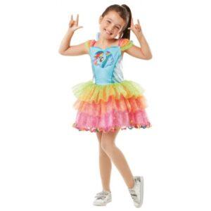 KOSTÝM dětský My Little Pony Rainbow Deluxe vel. S