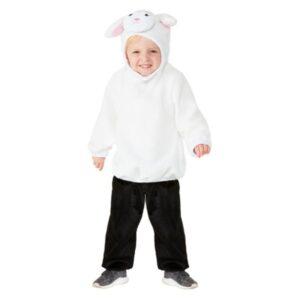 KOSTÝM dětský Ovečka vel. S (3-4 roky)