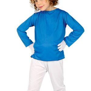 Kostým Smurf Velikost - děti: XL