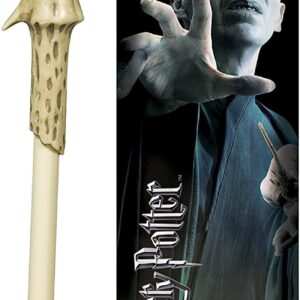Noble Pero ve tvaru hůlky a záložka Voldemorta