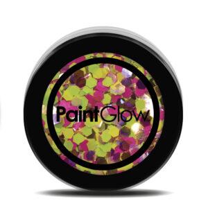 PGW Holographic Barva na obličej - různé barvy Barva: barevná