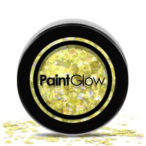 PGW Kozmetické glitry Barva: Gold Digger